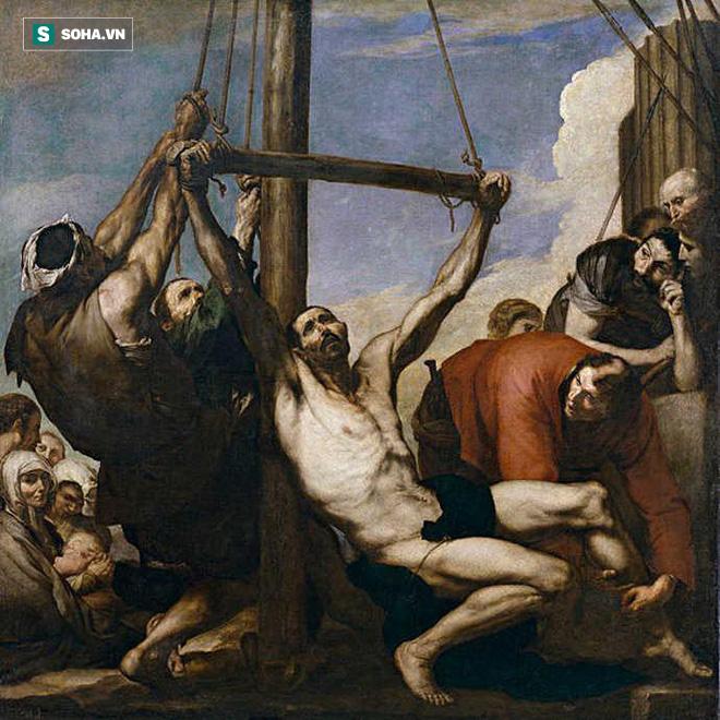Sự thật ít biết về nhà độc tài Julius Caesar: Từng nợ như chúa chổm, bị cướp biển bắt cóc - Ảnh 1.