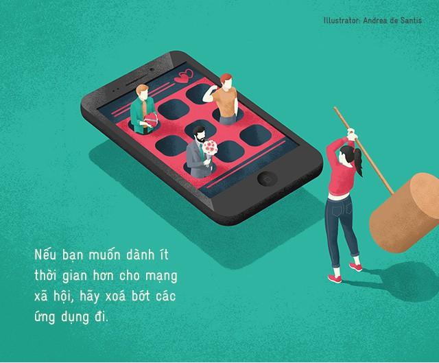 Một chiếc smartphone lấy đi của bạn bao nhiêu phần trăm cuộc đời? Và muốn thoát khỏi nó, có khó không? - Ảnh 5.