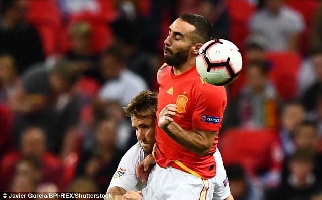 Luke Shaw bất tỉnh sau chấn thương hi hữu, Mourinho lo sốt vó - Ảnh 3.
