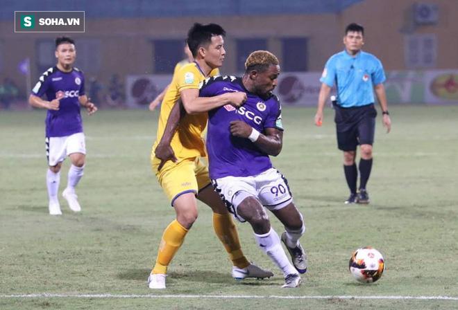 Hà Nội FC ngạo nghễ vô địch V.League bằng kỷ lục vô tiền khoáng hậu trong lịch sử - Ảnh 1.
