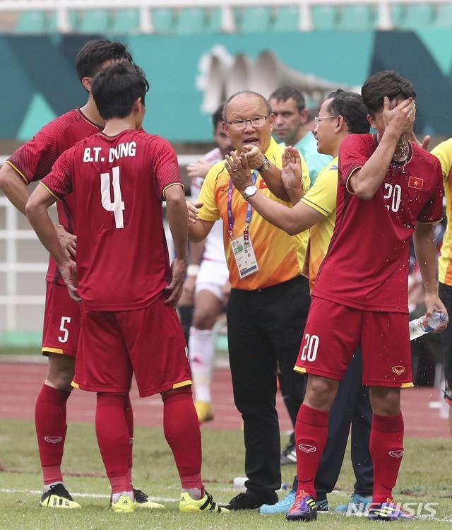 """Sau kỳ tích cùng U23 Việt Nam, HLV Park Hang-seo mang đến điều """"chưa từng có"""" ở Hàn Quốc - Ảnh 1."""