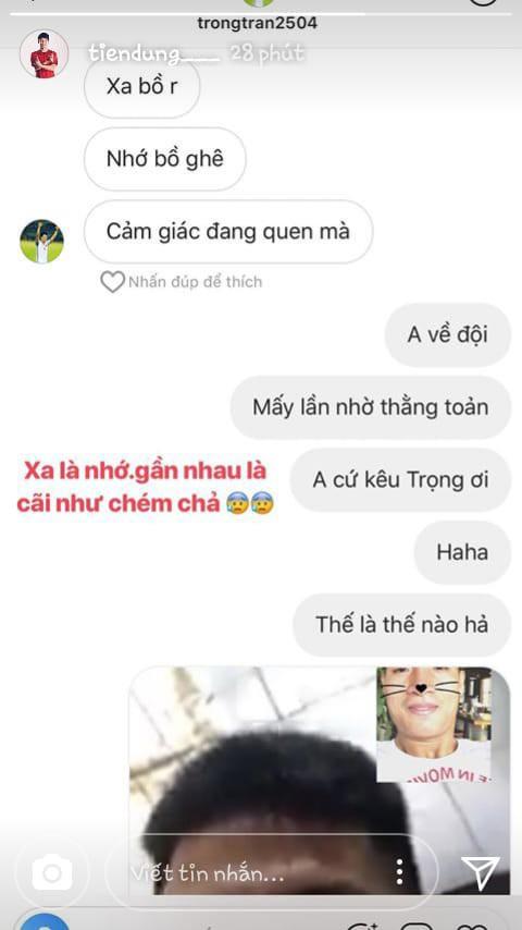 Trở về từ Olympic Việt Nam, Đình Trọng vẫn mê sảng gọi tên Tiến Dũng - Ảnh 2.