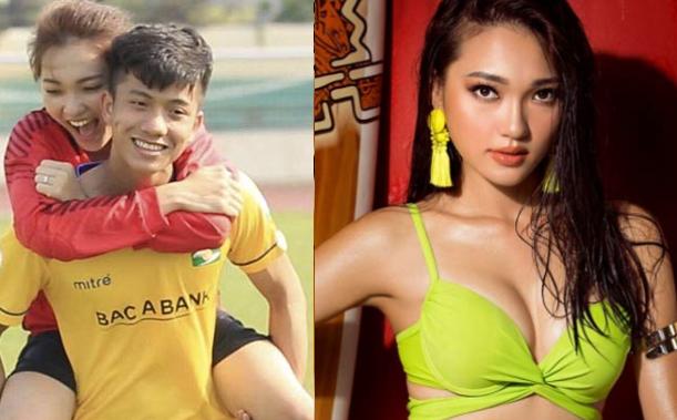 Hoa hậu Ngọc Nữ: Tôi trải qua quãng thời gian căng thẳng khi bị đồn yêu cầu thủ U23 Văn Đức
