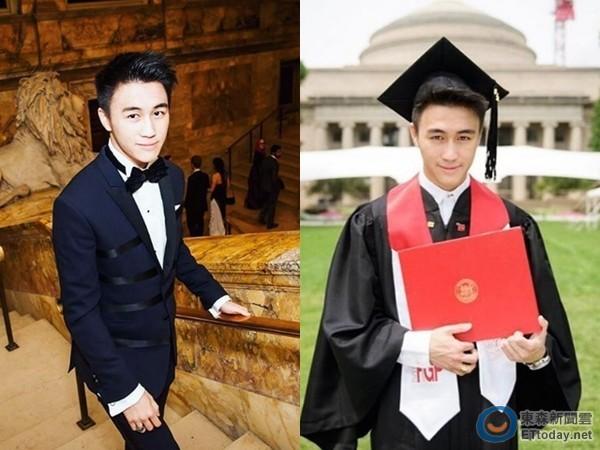 Con trai vua sòng bạc Macau: Soái ca, yêu siêu mẫu, đánh bại 100 thiên tài toán học Trung Quốc - Ảnh 5.