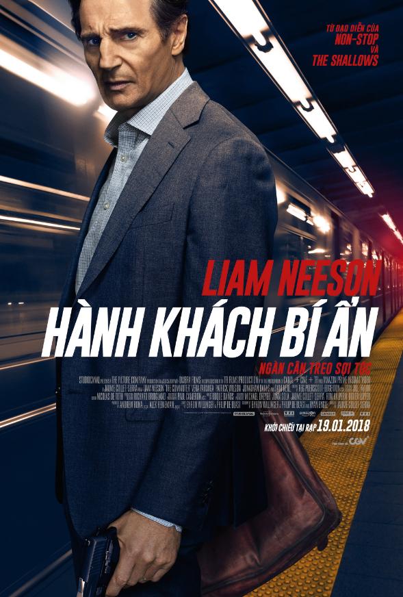 Hành khách bí ẩn: Phim hành động cuối cùng của tài tử Liam Neeson - Ảnh 1.