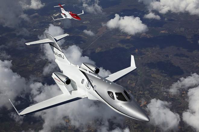 Thăm nhà máy Honda, nơi sản xuất những chiếc máy bay tư nhân của tương lai - Ảnh 1.