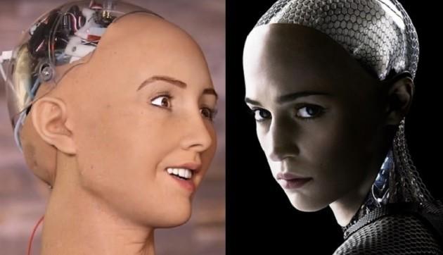 Sophia: Cô nàng robot từng tuyên bố hủy diệt con người, lần đầu nói lời yêu - Ảnh 2.