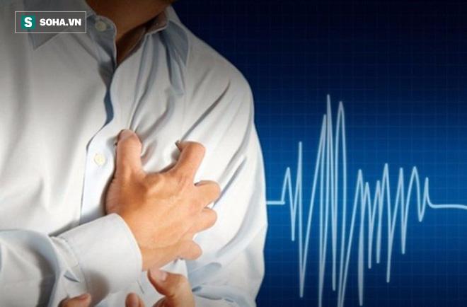 Những hành vi gây tổn thương tim khiến nhiều người đột tử: Ai cũng nên biết trước để tránh - Ảnh 1.