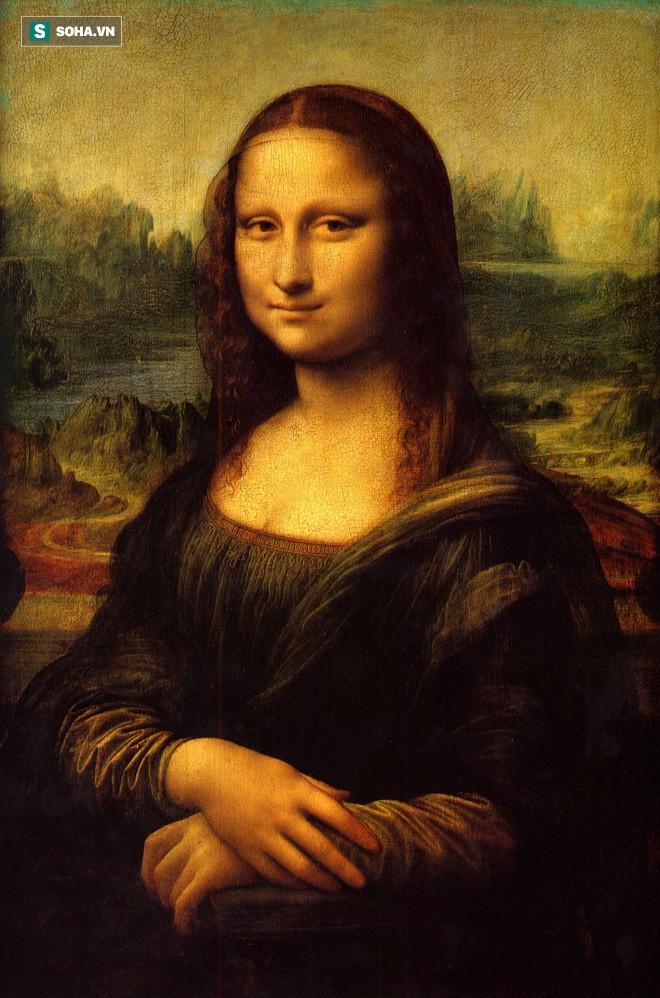 Phát hiện mật mã mới trong tác phẩm Mona Lisa của Da Vinci: Ẩn ý sau 500 năm mới hé lộ? - Ảnh 2.