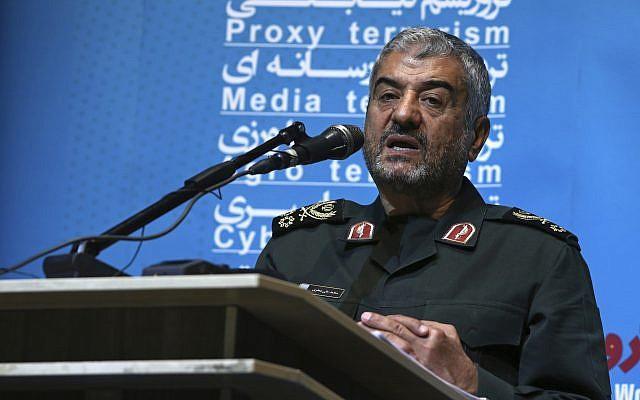 Iran: Phe biểu tình ủng hộ chính phủ nổi dậy, IRGC tuyên bố bạo động đã đi đến hồi kết - Ảnh 1.
