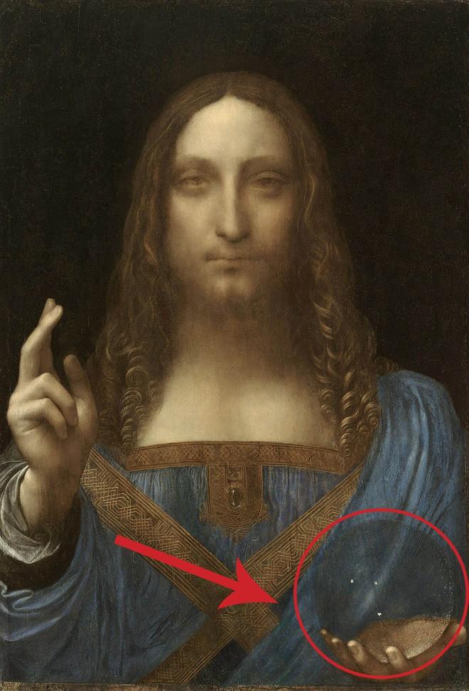 Bí ẩn trong các bức họa trăm triệu đô của Leonardo da Vinci: bí mật được bật mí - Ảnh 1.