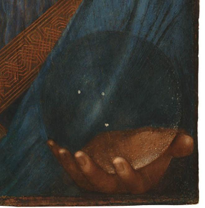 Bí ẩn trong các bức họa trăm triệu đô của Leonardo da Vinci: bí mật được bật mí - Ảnh 2.