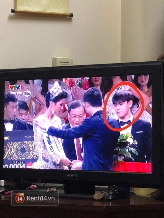 Đã tìm ra danh tính của trai đẹp sáng nhất chung kết HHHV Việt Nam! - Ảnh 1.