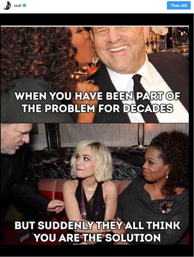 Khi xưa im lặng, giờ lại phát biểu chống xâm hại tình dục, Oprah Winfrey bị chỉ trích đạo đức giả - Ảnh 2.