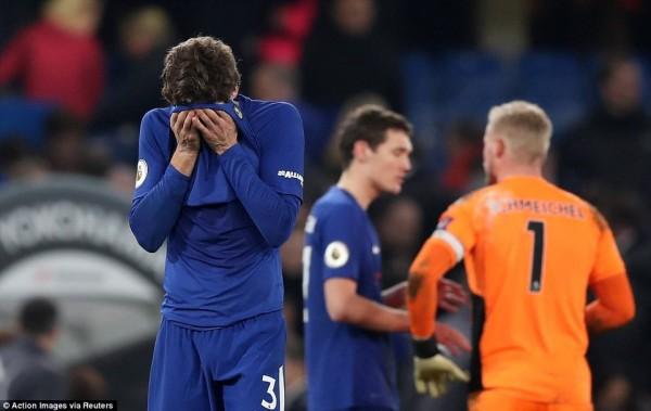 HLV Conte đã sai lầm thế nào trong trận hòa 'như thua' của Chelsea trước Leicester? - Ảnh 2.