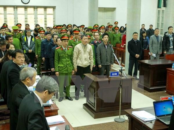 Đại diện VKS: 9/10 bị cáo nhận tội, duy nhất Trịnh Xuân Thanh không nhận tội  tham ô - Ảnh 2.