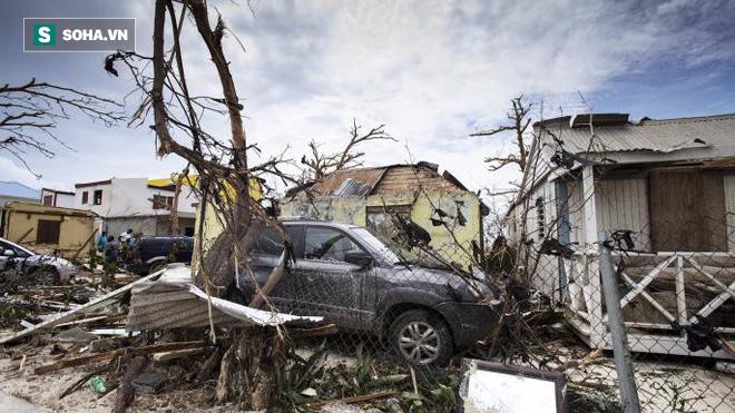 Thiên tai kỷ lục năm 2017 khiến nước Mỹ thiệt hại khổng lồ: 306 tỷ USD - Ảnh 2.