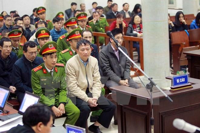 Chiều 16/1: Ông Đinh La Thăng xin cho các bị cáo nhóm Cố ý làm trái được tại ngoại - Ảnh 3.
