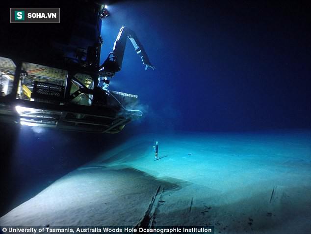Lặn sâu 1.600m xuống đáy biển, nhà khoa học phát hiện ổ thảm họa đáng sợ - Ảnh 2.