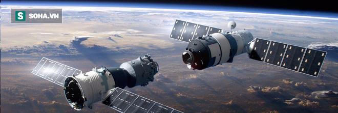 Số phận mong manh của trạm vũ trụ Thiên Cung 1: Mất kiểm soát, nguy hại khôn lường - Ảnh 1.