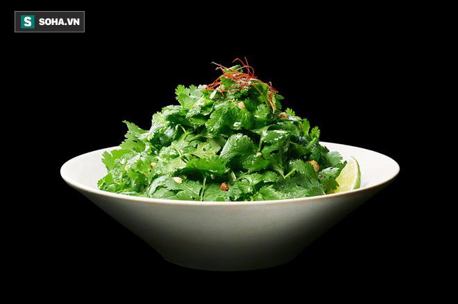 Tiết lộ loại rau thơm được xem là dược phẩm xanh làm sạch thận, ấm dạ dày, tráng dương - Ảnh 2.