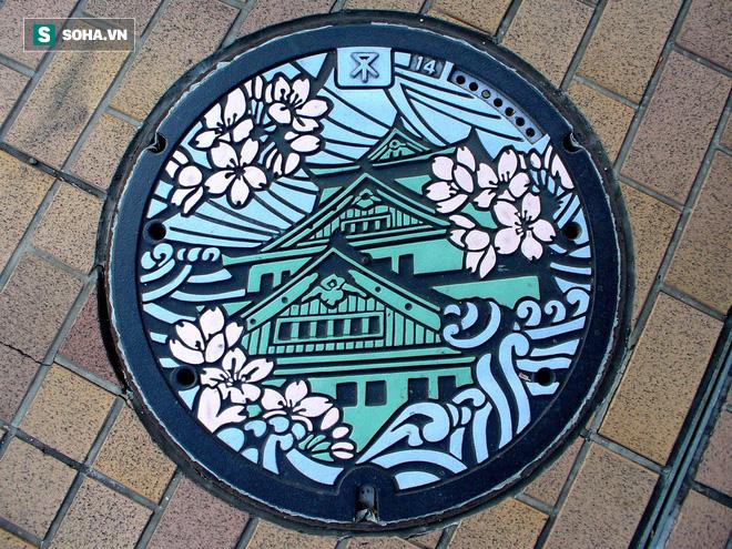 Chỉ có ở Nhật Bản: Thứ bị lãng quên lại trở thành những tác phẩm nghệ thuật - Ảnh 1.