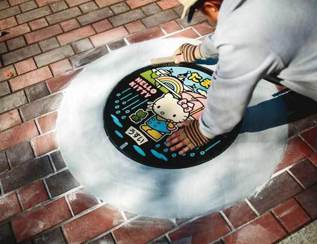 Chỉ có ở Nhật Bản: Thứ bị lãng quên lại trở thành những tác phẩm nghệ thuật - Ảnh 5.