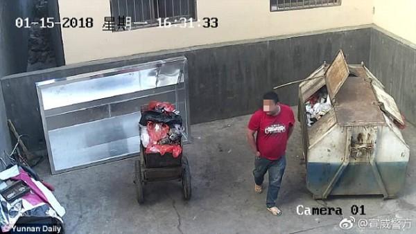 Phẫn nộ: Người đàn ông bỏ đứa con mới sinh được hai tiếng vào thùng rác - Ảnh 1.