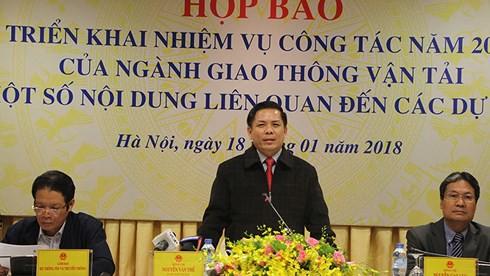 Bộ trưởng Nguyễn Văn Thể: Không làm BOT trên đường hiện hữu - Ảnh 1.