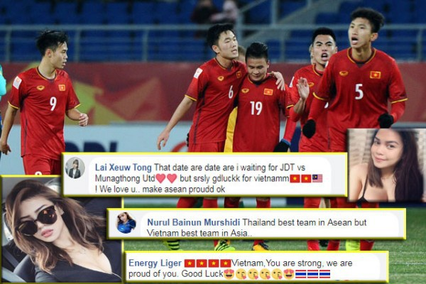 Fan nữ quốc tế: 'Thái Lan xuất sắc nhất Đông Nam Á, nhưng xin lỗi, Việt Nam xuất sắc nhất châu Á' - Ảnh 2.