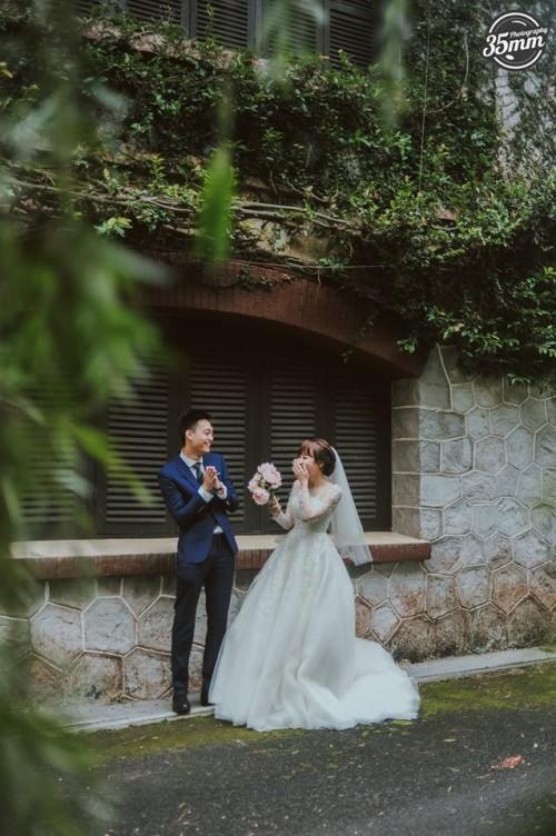 Không lầy lội, ảnh cưới của Nhật Anh Trắng và vợ lại lãng mạn như thế này đây! - Ảnh 11.