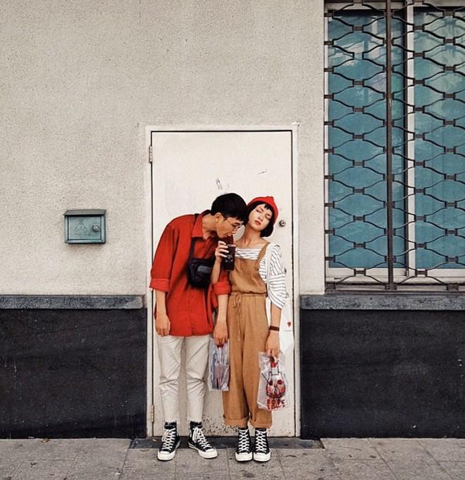 Các cặp đôi Việt gây sốt trên Instagram nhờ kho ảnh chụp chung vừa chất, vừa đáng yêu - Ảnh 12.