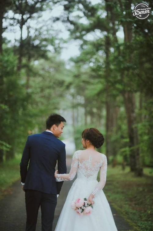 Không lầy lội, ảnh cưới của Nhật Anh Trắng và vợ lại lãng mạn như thế này đây! - Ảnh 12.