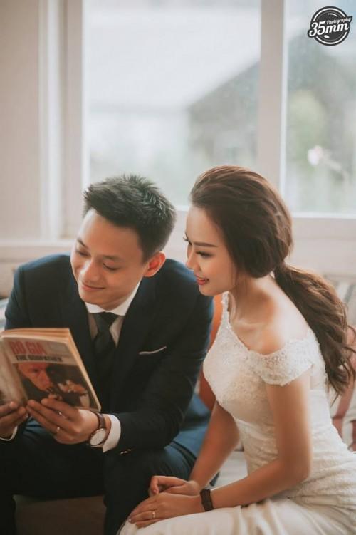 Không lầy lội, ảnh cưới của Nhật Anh Trắng và vợ lại lãng mạn như thế này đây! - Ảnh 14.