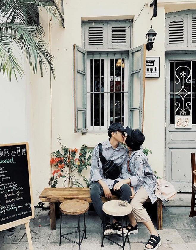 Các cặp đôi Việt gây sốt trên Instagram nhờ kho ảnh chụp chung vừa chất, vừa đáng yêu - Ảnh 15.