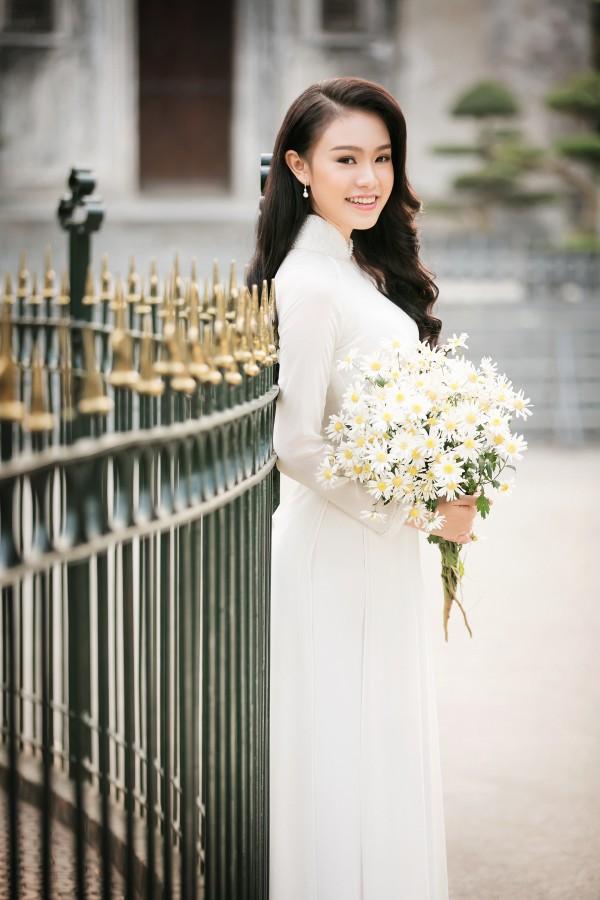 Nữ sinh Ngoại thương từng lọt top 10 HH Việt Nam: 'Phải biết nói lời từ chối khi cần' - Ảnh 3.