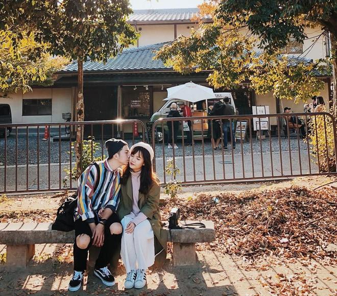 Các cặp đôi Việt gây sốt trên Instagram nhờ kho ảnh chụp chung vừa chất, vừa đáng yêu - Ảnh 3.