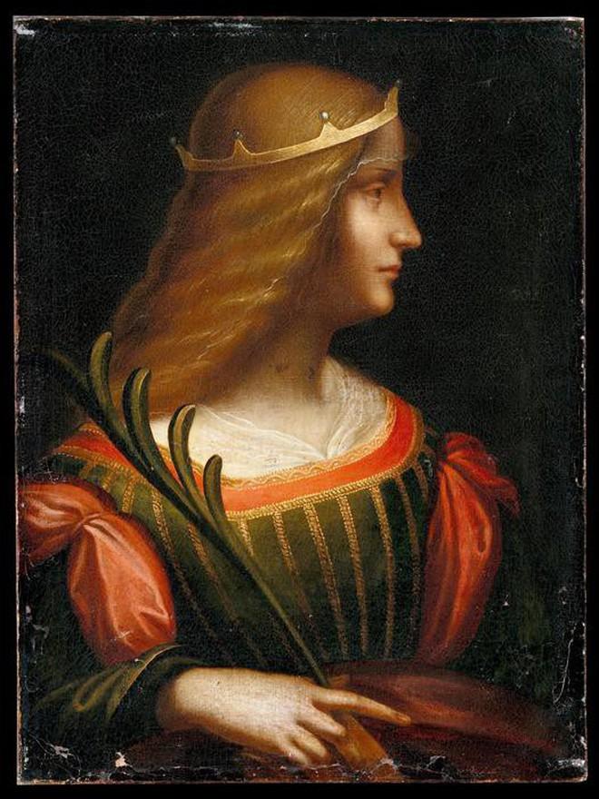 Bí ẩn trong các bức họa trăm triệu đô của Leonardo da Vinci: bí mật được bật mí - Ảnh 5.