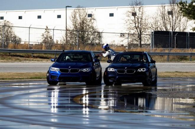 Màn drift dài kỷ lục 374km tưởng chừng chỉ thấy trong Fast & Furious nay đã được BMW M5 thể hiện thành công - Ảnh 5.
