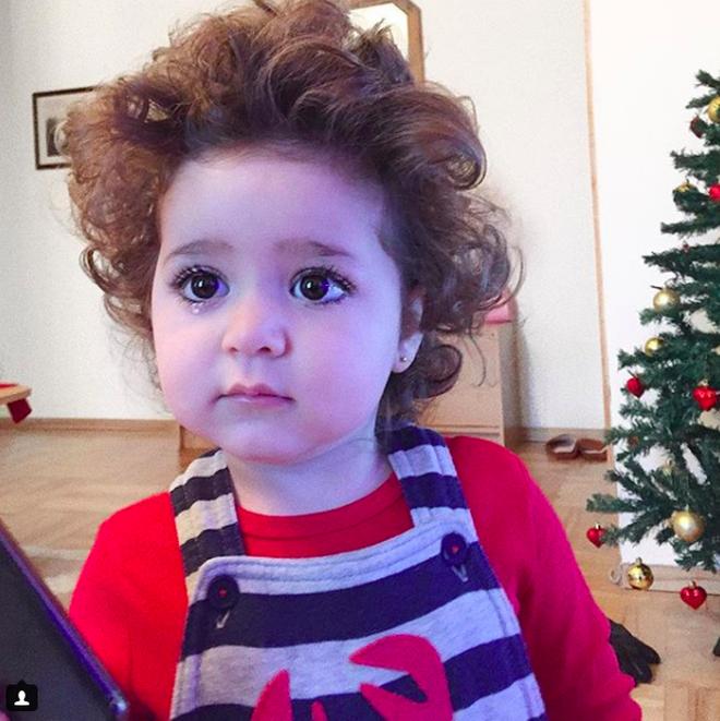 Thiên thần nhí sở hữu gần 300k người theo dõi trên Instagram vì quá xinh - Ảnh 6.
