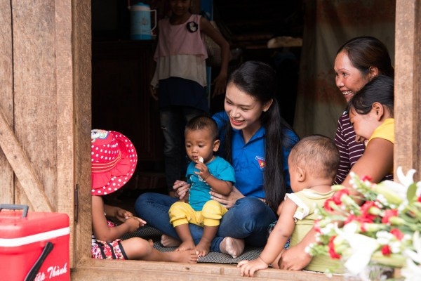 Nữ sinh Ngoại thương từng lọt top 10 HH Việt Nam: 'Phải biết nói lời từ chối khi cần' - Ảnh 6.