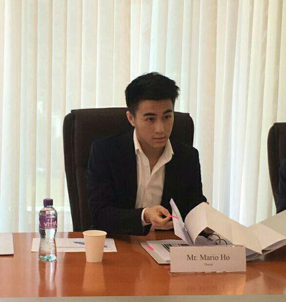 Con trai vua sòng bạc Macau: Soái ca nhà giàu, yêu toàn siêu mẫu, đánh bại 100 thiên tài toán học Trung Quốc - Ảnh 6.