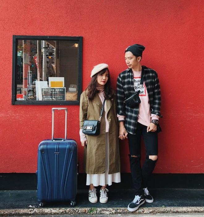 Các cặp đôi Việt gây sốt trên Instagram nhờ kho ảnh chụp chung vừa chất, vừa đáng yêu - Ảnh 6.