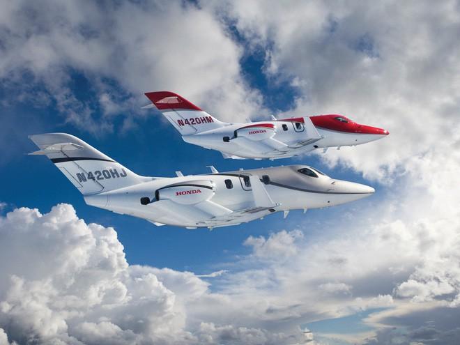 Thăm nhà máy Honda, nơi sản xuất những chiếc máy bay tư nhân của tương lai - Ảnh 7.