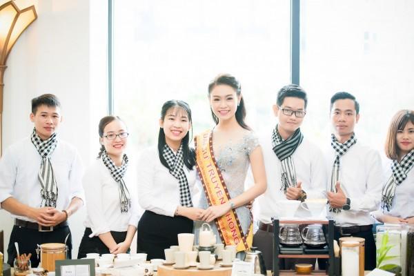 Nữ sinh Ngoại thương từng lọt top 10 HH Việt Nam: 'Phải biết nói lời từ chối khi cần' - Ảnh 7.