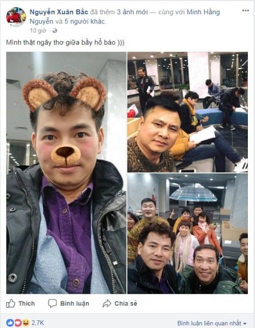 Cư dân mạng vui mừng khi nghệ sĩ Minh Vượng trở lại Táo Quân sau 8 năm vắng bóng - Ảnh 7.