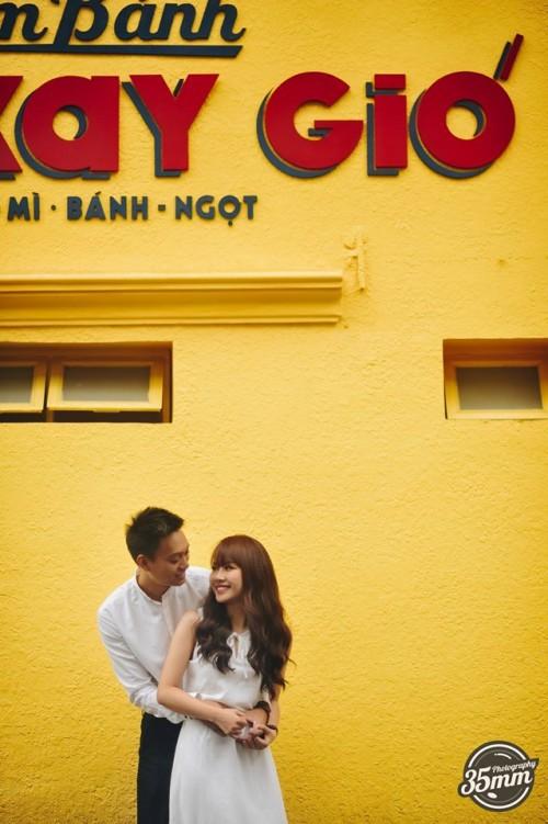 Không lầy lội, ảnh cưới của Nhật Anh Trắng và vợ lại lãng mạn như thế này đây! - Ảnh 7.
