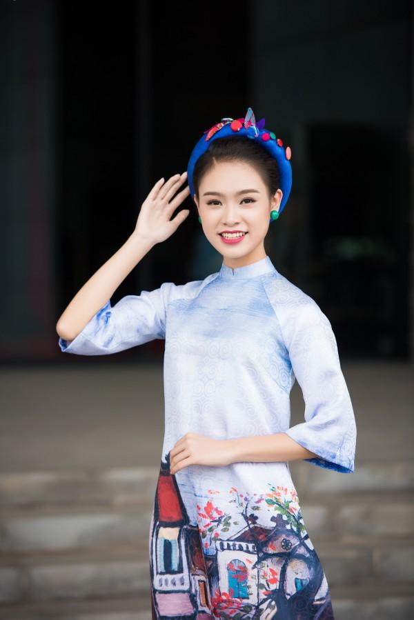 Nữ sinh Ngoại thương từng lọt top 10 HH Việt Nam: 'Phải biết nói lời từ chối khi cần' - Ảnh 10.