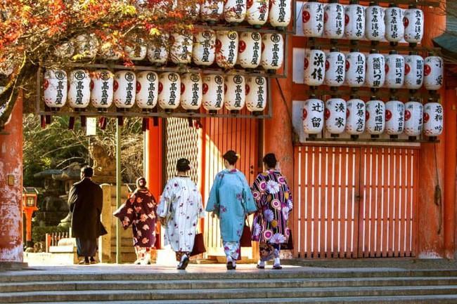 Khác với đa số nước Châu Á, hôm nay người Nhật bắt đầu ăn Tết với những phong tục đặc biệt mừng năm mới - Ảnh 4.