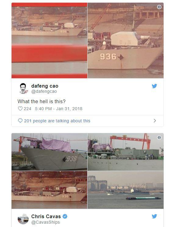 Vì sao Hải quân Mỹ nên lo sợ pháo điện từ thần diệu của Trung Quốc? - Ảnh 1.
